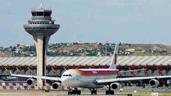 Denunciado por sobrevolar un dron  en el espacio aéreo de Barajas
