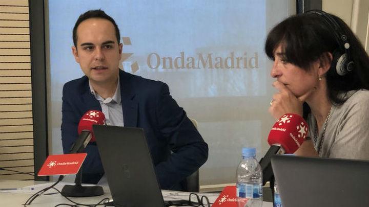 Buenos Días Madrid (08:00-10:00) 20.04.2018