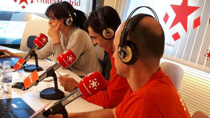 Buenos Días Madrid (10:00-12:00) 20.04.2018