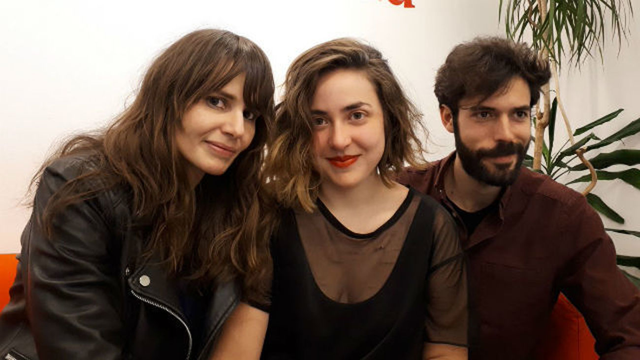 Camila Vacco, Zaida Alonso y Javier Pardo nos presentan 'La liberación de la locura'