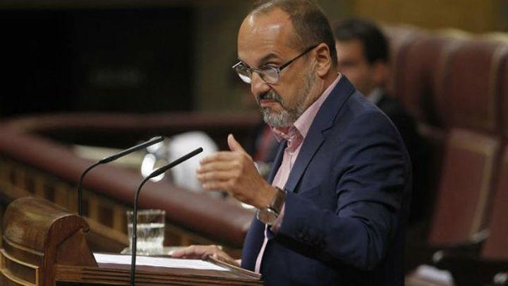 """Campuzano, de Convergència, critica la """"espectacularidad"""" con que se ha detenido al tesorero de su partido"""