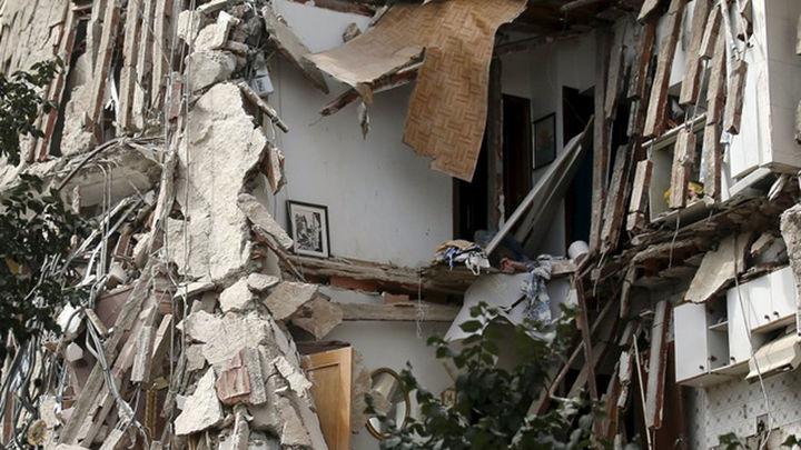 Carmena repercutirá a los vecinos del derrumbe de Carabanchel casi 300.000 euros por los gastos
