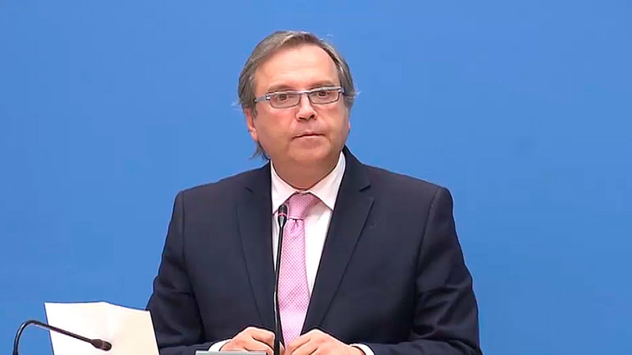 El socialista Antonio Miguel Carmona será nuevo vicepresidente de Iberdrola España