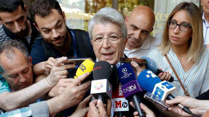 """Cerezo: """"A Griezmann todavía le queda un contrato largo"""""""
