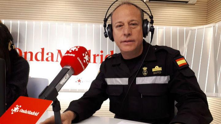 Entrevista a Aurelio Soto, director de Comunicación de la UME