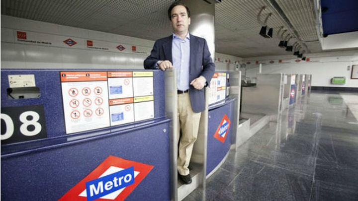 Entrevista a Borja Carabante, consejero delegado de Metro