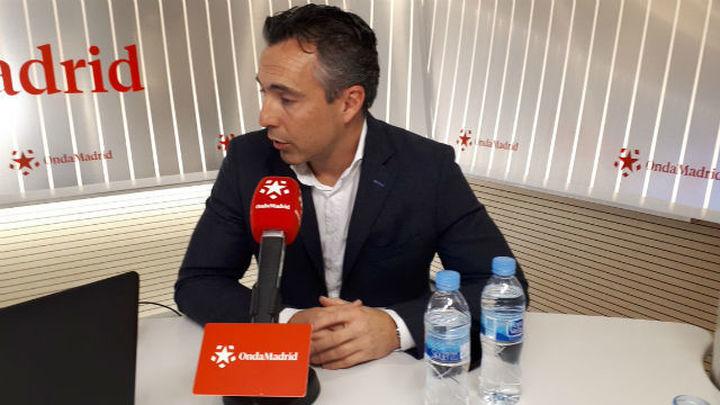 Entrevista a Carlos Novillo, viceconsejero de Presidencia y director del 112