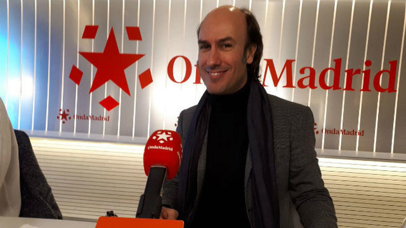 Entrevista a Carlos Núñez, que actuará en Madrid en el Inverfest