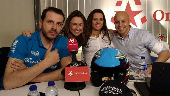 Entrevista a Cristina Gutiérrez y Andrea Fernández, pilotos rallys