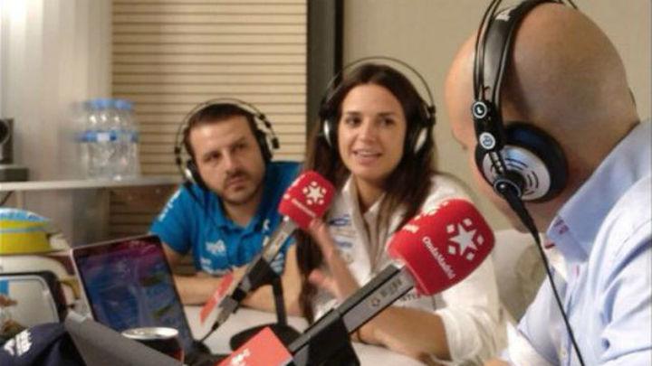 Entrevista a Cristina Gutiérrez tras el Dakar