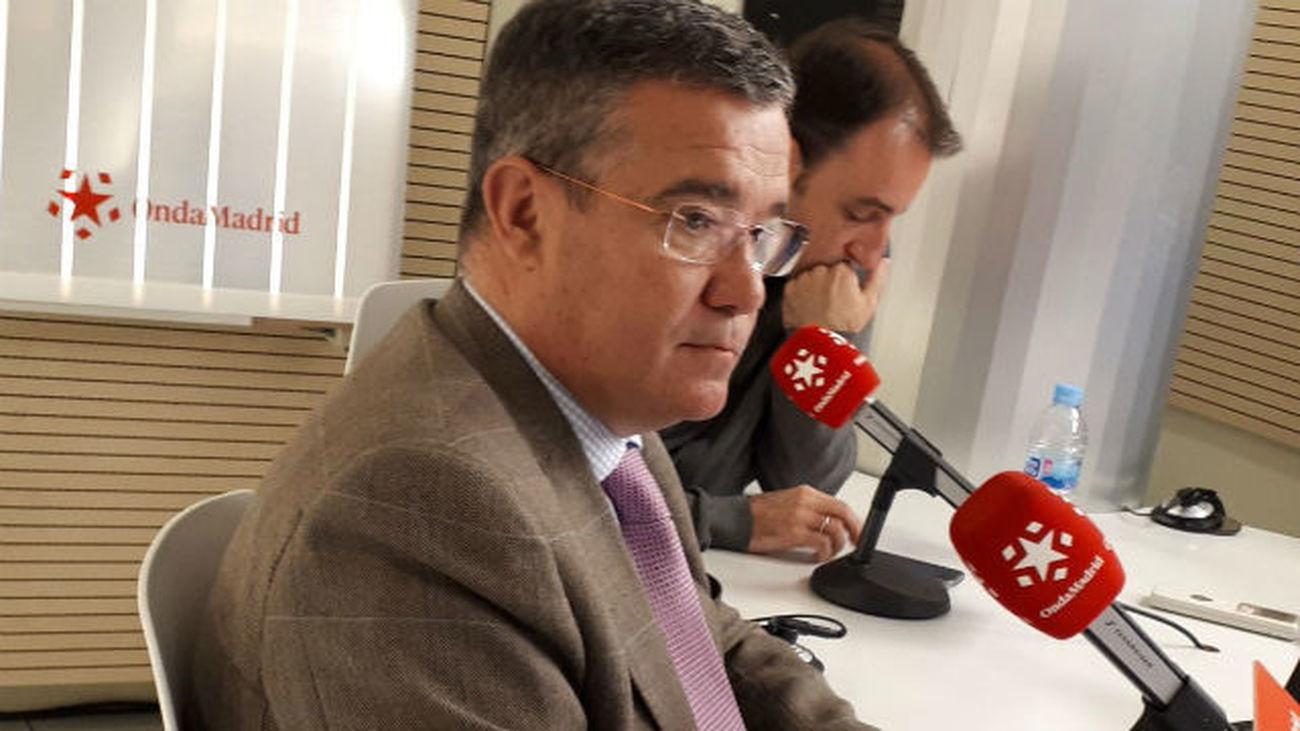 Entrevista a Guillermo Hita sobre la línea 9B de Metro que unirá Arganda con Rivas