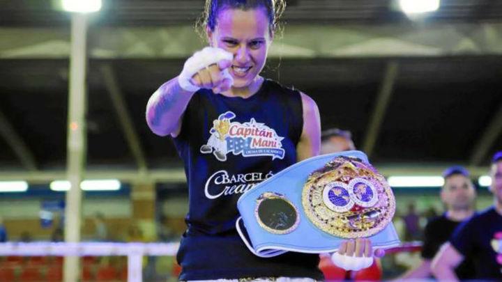 Entrevista a Joana Pastrana, campeona del mundo de boxeo