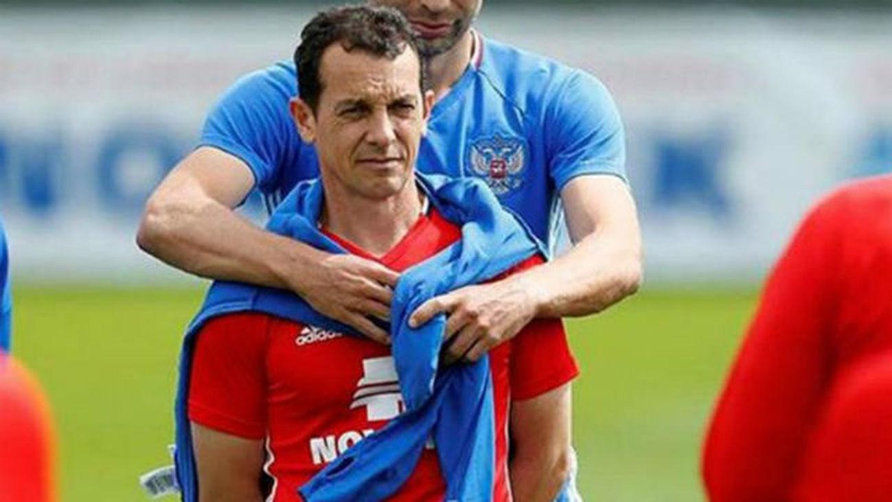 Entrevista a Paulino Granero, preparador físico del CSKA