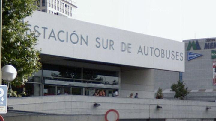 La Estación Sur de Autobuses será remodelada en 2014