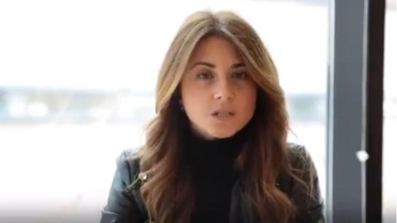 """Esther Ruiz, de Ciudadanos: """"No nos estabamos planteando la moción de censura"""""""