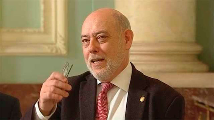 El Fiscal General del Estado se querella contra el Gobierno Catalán