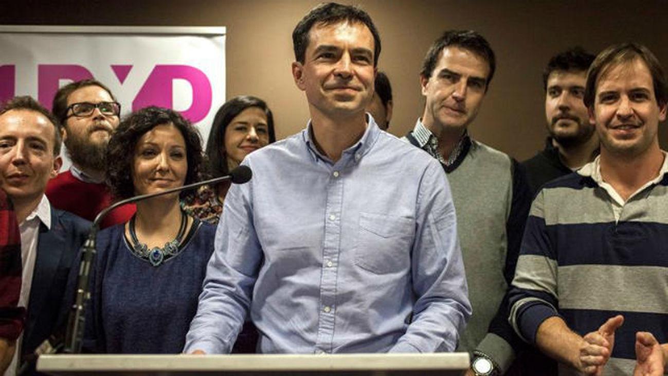 """Herzog dice que """"pierde España"""" y que seguirá porque UPyD es imprescindible"""