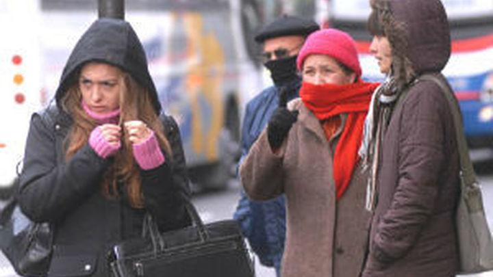 Caen las temperaturas  hasta -4 grados  esta madrugada en la capital y sur de la región