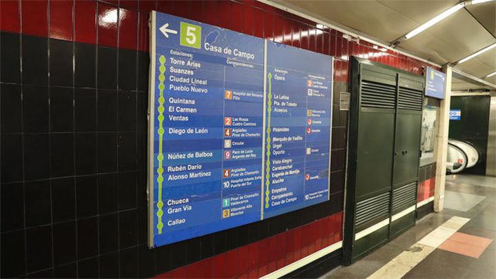 Arrancan los trámites para prolongar la línea 5 de Metro hasta el aeropuerto de Barajas