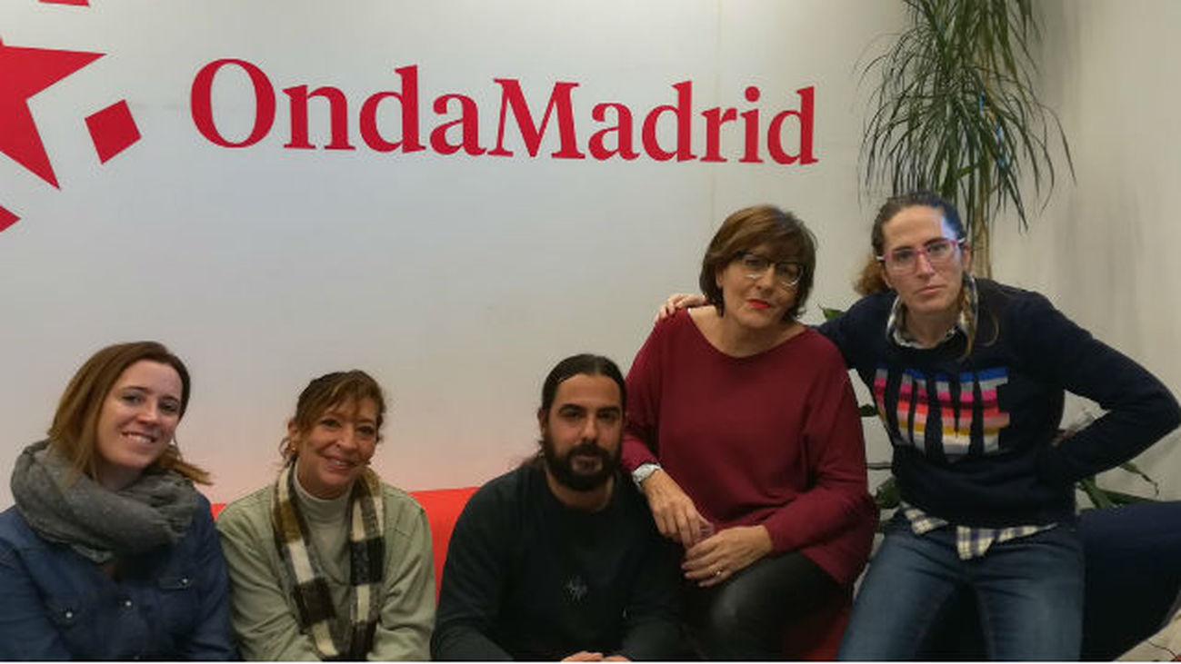 Madrid sin Fronteras: Nadie sin hogar 08.01.2018