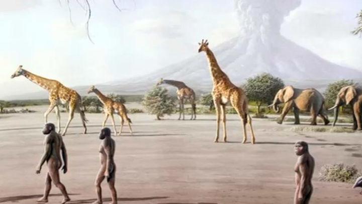 Madrid, referente histórico con el Valle de los Neandertales en el Parque de Lozoya