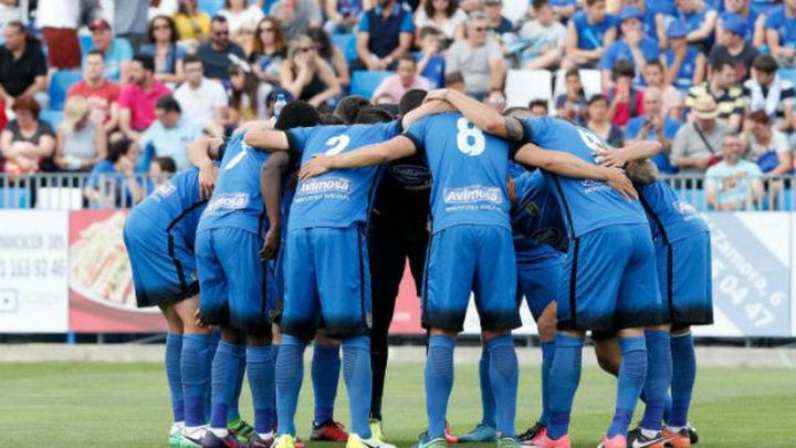 """Melgar, Director Deportivo CF Fuenlabrada: """"Es imposible exigirle más a este equipo"""""""