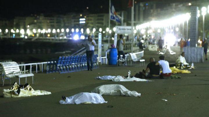 Miguel Ocaña es español residente en Niza y testigo directo del atentado