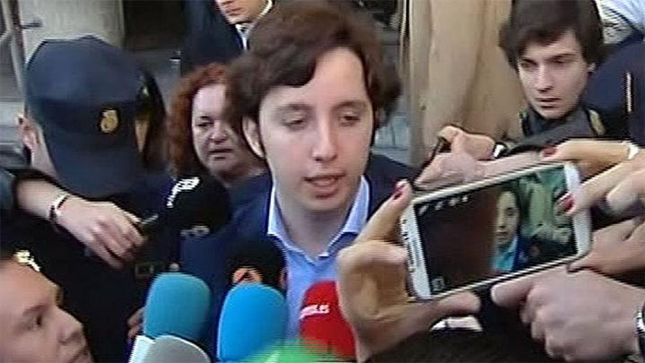 La Fiscalía pide 7 años de cárcel para el 'pequeño Nicolás'