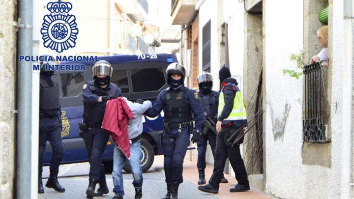Procesan a tres presuntos yihadistas por los atentados de Cataluña