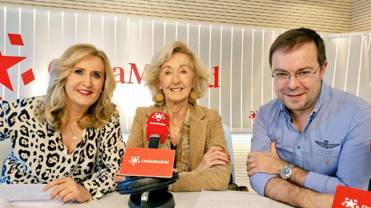Paloma Sobrini y Javier Sierra charlan sobre 'La Noche de los Libros'
