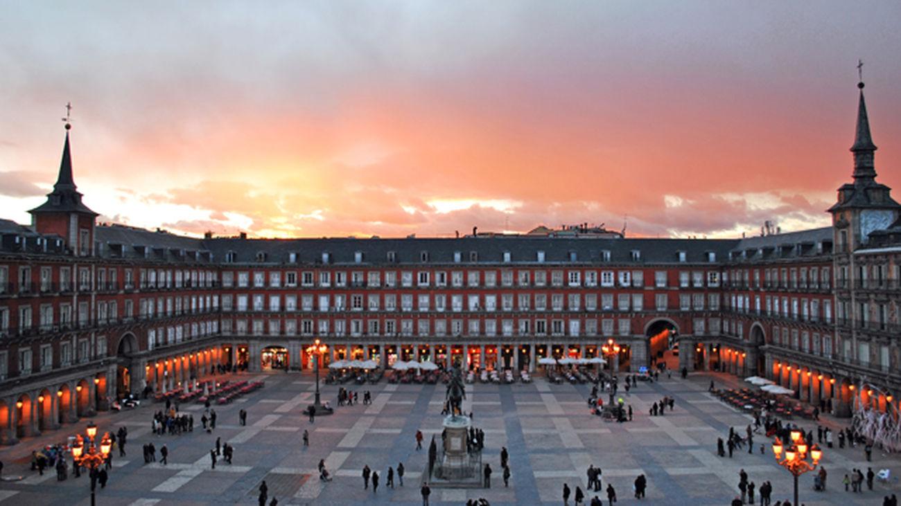 El Punto sobre la Historia: Plaza Mayor