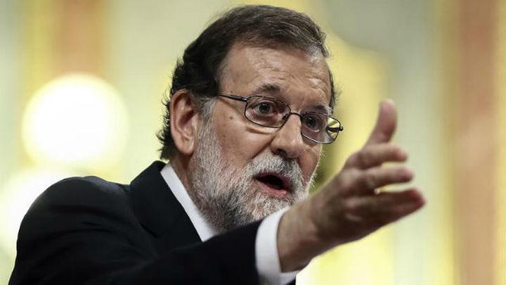 Rajoy ha pedido al TC que paralice la tramitación de la ley de referéndum y se actúe contra Forcadell