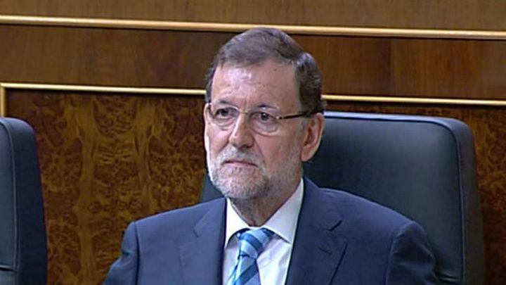 """Rajoy pide confianza en los profesionales sanitarios y mantener la """"tranquilidad"""""""