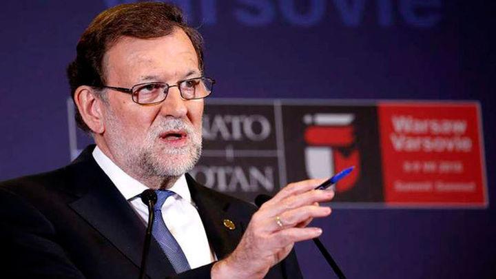 Rajoy da por superado el ecuador de la crisis del paro y ve más cerca los 20 millones de ocupados