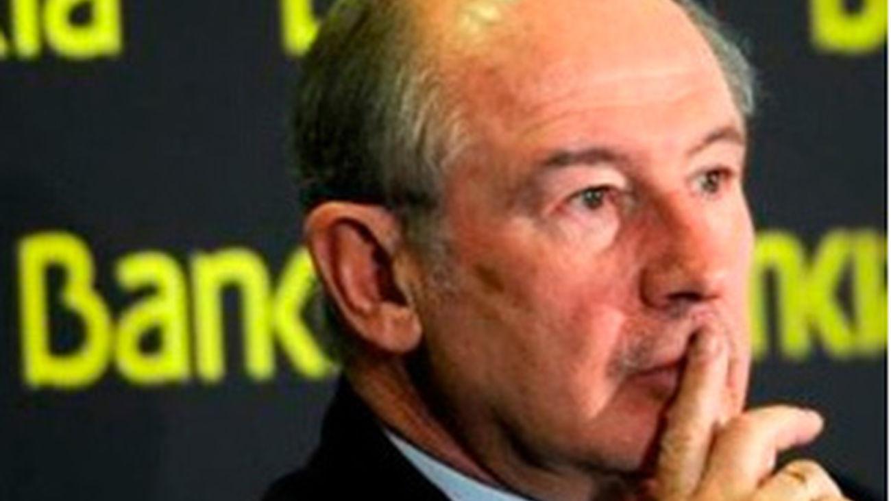 Rato se defiende de su actuación en Bankia