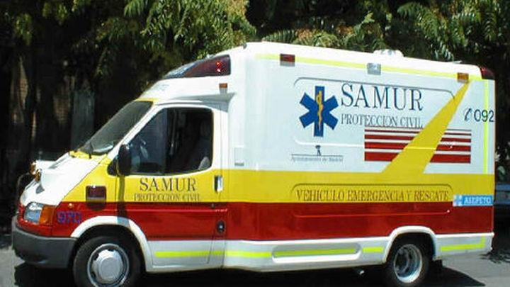 El Samur seguirá en manos del Ayuntamiento de Madrid