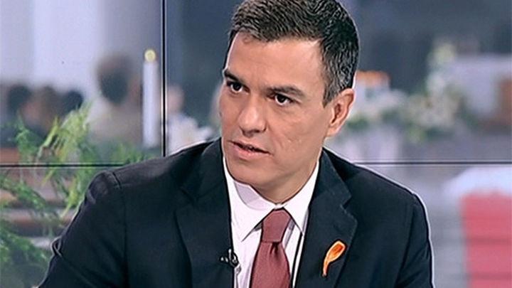 """Sánchez insiste en que la decisión del PSOE de derogar la reforma laboral es """"clara y nítida"""""""