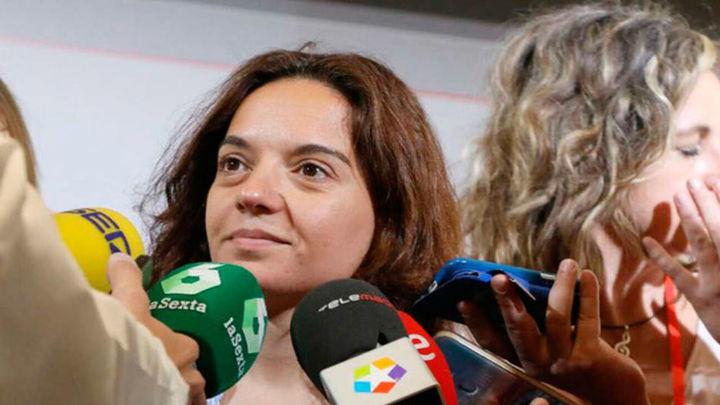 Sara Hernández, Secretaria General de los socialistas madrileños, decide no optar a la reelección en el cargo