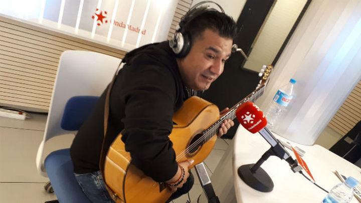 Sicus Carbonell, vocalista de 'Sabor de Grácia', nos presenta su tributo a Peret