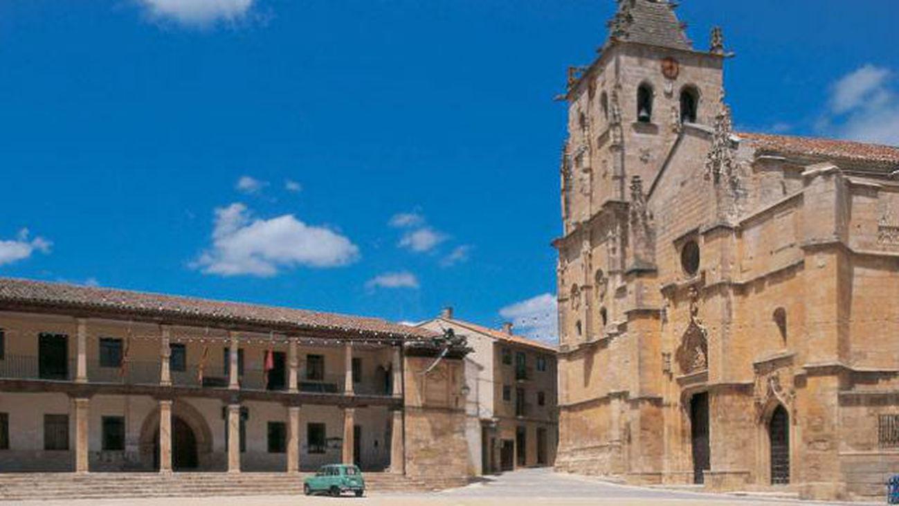 De paseo por Torrelaguna, con Berta Guinea, concejal de Turismo y Servicios Sociales