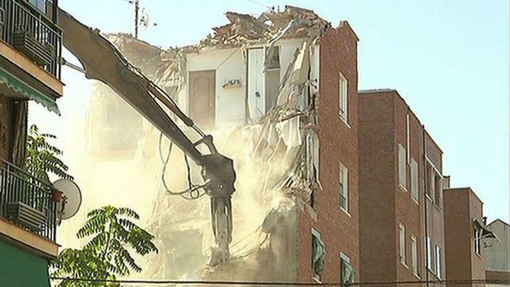 La campaña de inspección del ayuntamiento de Madrid tras los derrumbes afectará a 990 edificios