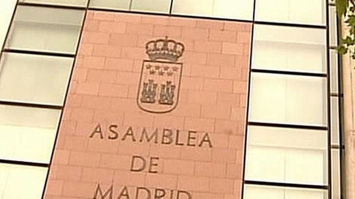 La oposición en la Asamblea de Madrid pide una comisión de investigación por el 'caso Púnica'