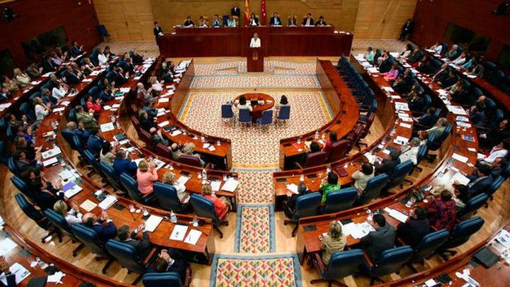 Los presupuestos de la Comunidad, a debate en la Asamblea de Madrid