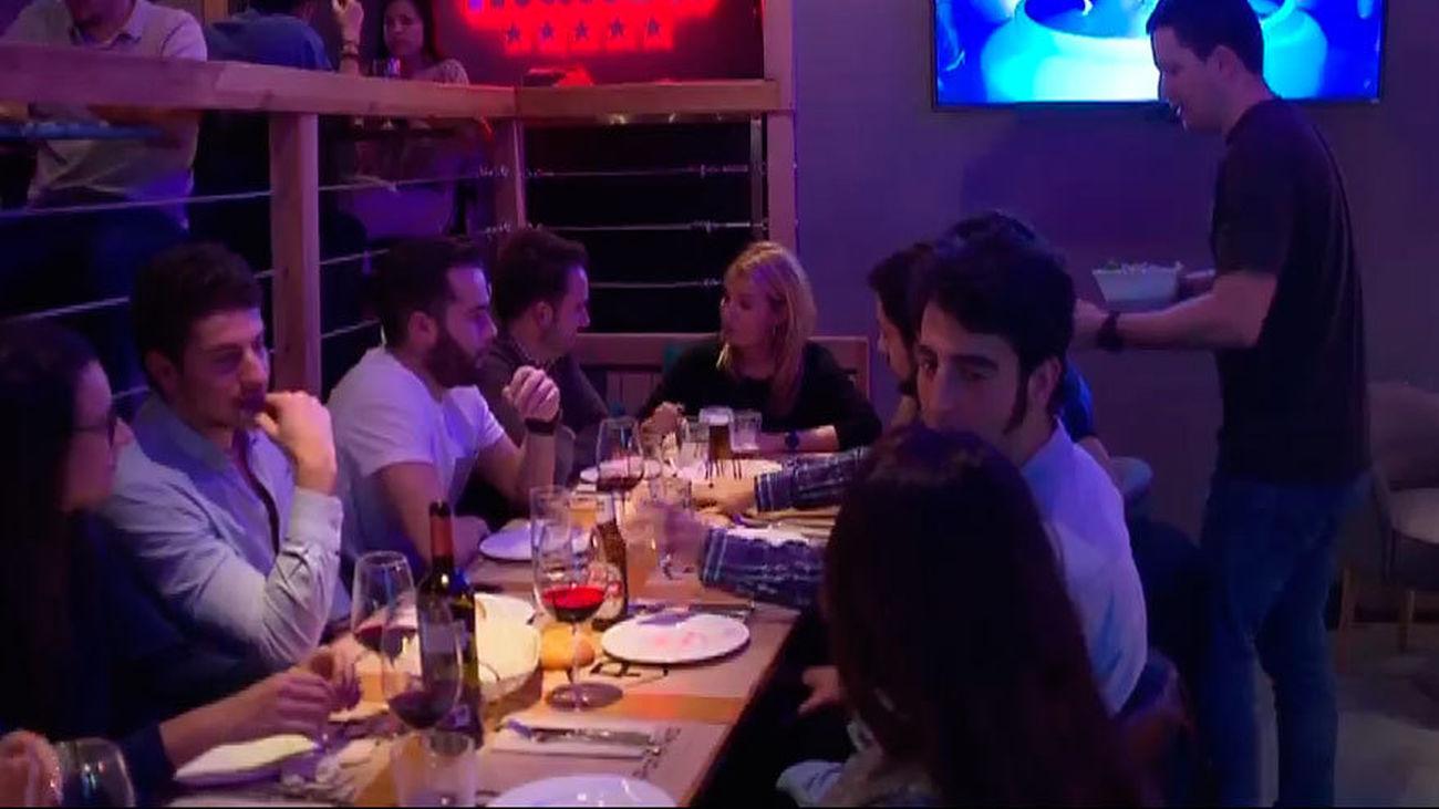 Los restaurantes de Madrid preparan menús especiales para las cenas de empresa de Navidad