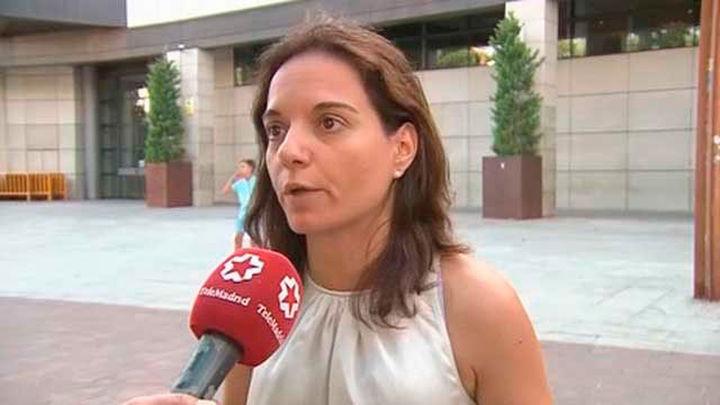 La alcaldesa de Getafe denuncia destrozos en su vehículo en las fiestas de Perales del Río