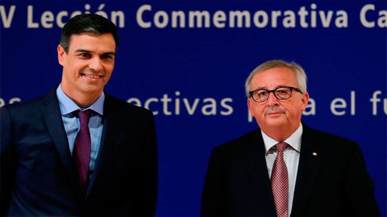 """Juncker avisa contra el nacionalismo y el populismo que """"llevan a la ceguera y a la guerra"""""""