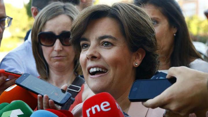 El Gobierno nombrará a Soraya Sáenz de Santamaría consejera de Estado
