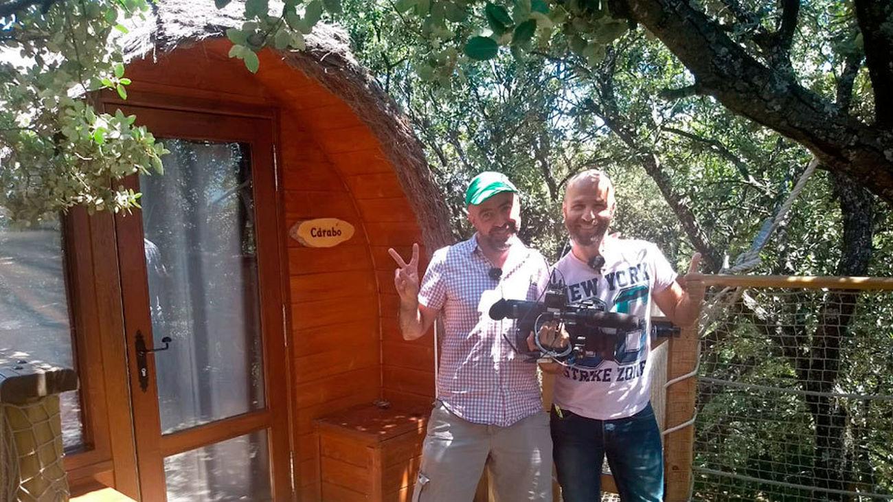 Mi cámara y yo: Veraneo en el camping