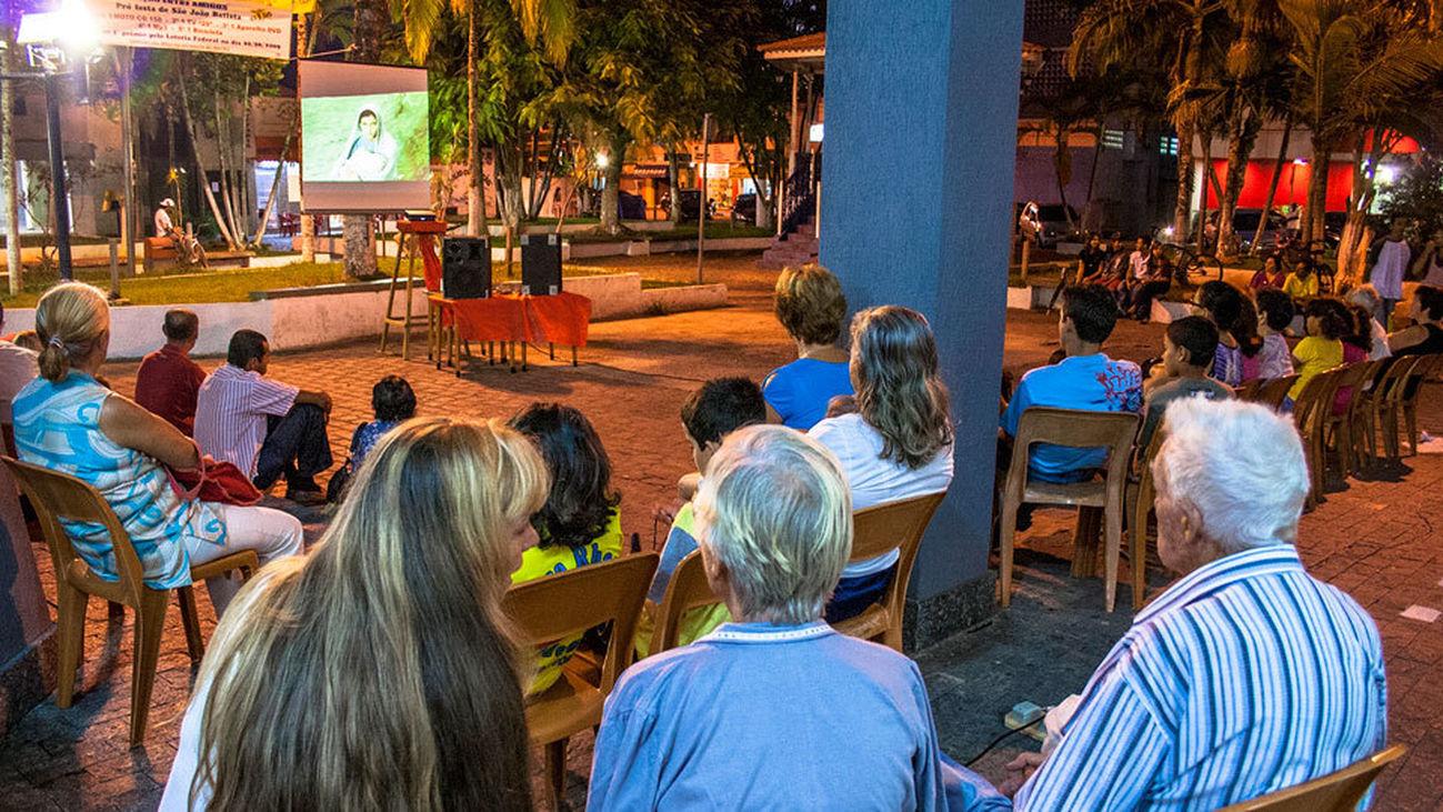Disfruta del cine de verano en el Parque de la Bombilla