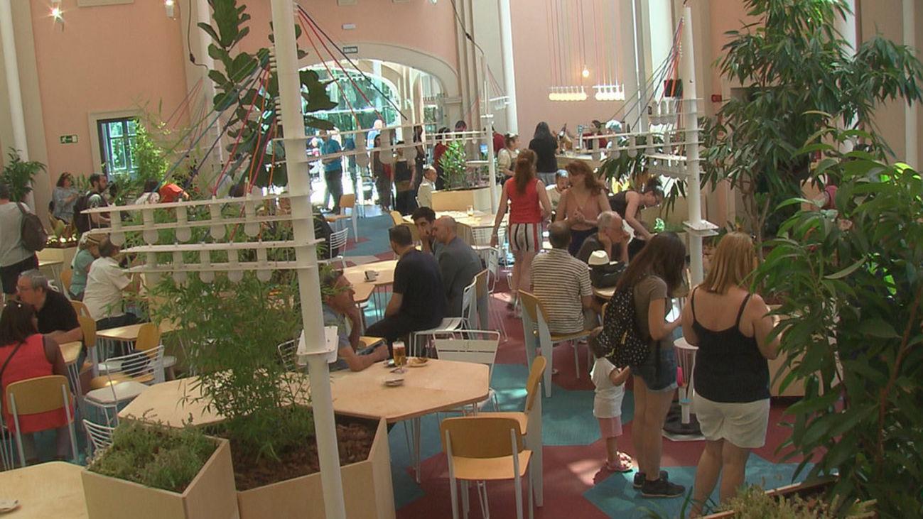 La Quinta de los Molinos estrena un espacio cultural para la infancia